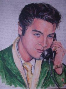 callin Elvis